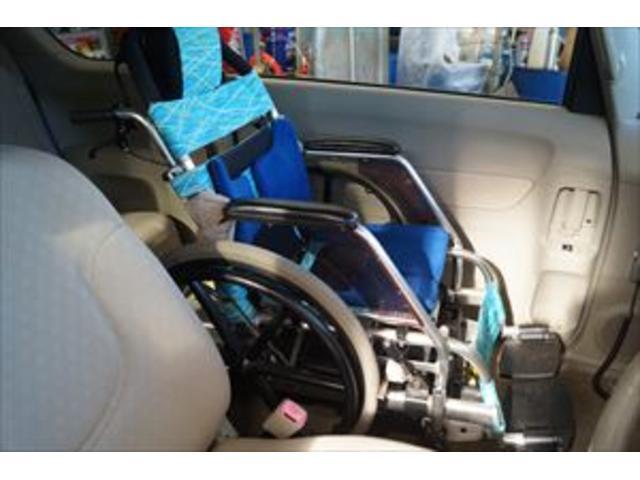 150r 福祉車両 車両金額非課税 ウェルキャブサイドアクセス車 専用車いす仕様(74枚目)
