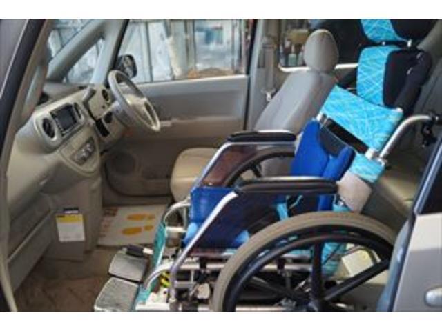 150r 福祉車両 車両金額非課税 ウェルキャブサイドアクセス車 専用車いす仕様(77枚目)