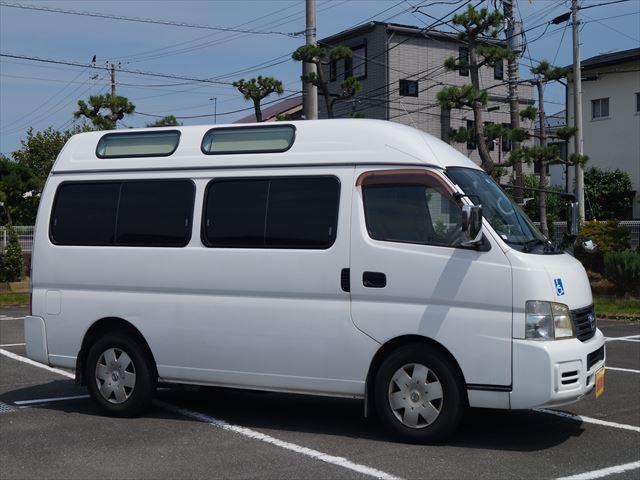 福祉車両電動チェアキャブ車椅子移動車2台積(5枚目)