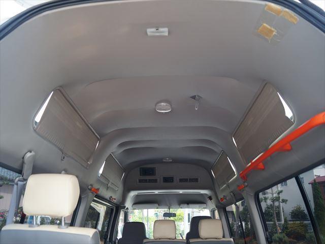 福祉車両電動チェアキャブ車椅子移動車2台積(14枚目)