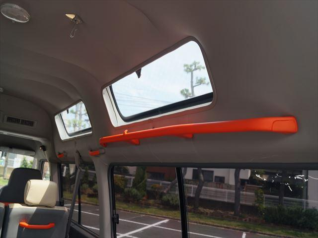 福祉車両電動チェアキャブ車椅子移動車2台積(26枚目)
