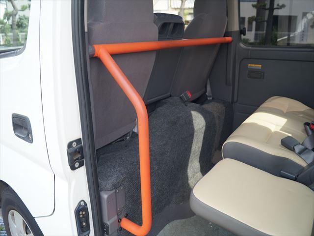 福祉車両電動チェアキャブ車椅子移動車2台積(33枚目)