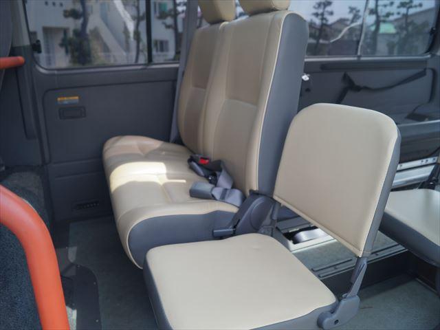 福祉車両電動チェアキャブ車椅子移動車2台積(34枚目)