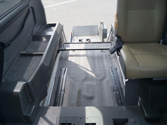 福祉車両電動チェアキャブ車椅子移動車2台積(40枚目)