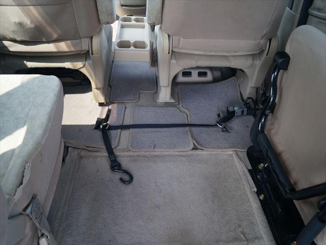 福祉車両 チェアキャブ スロープタイプ補助席付(3枚目)