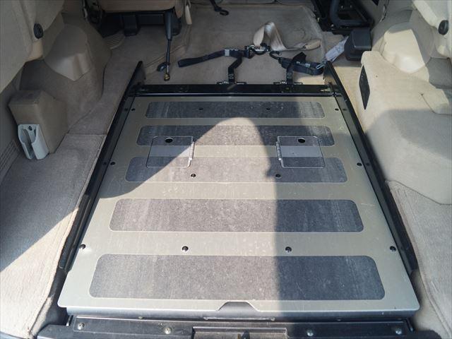 福祉車両 チェアキャブ スロープタイプ補助席付(13枚目)