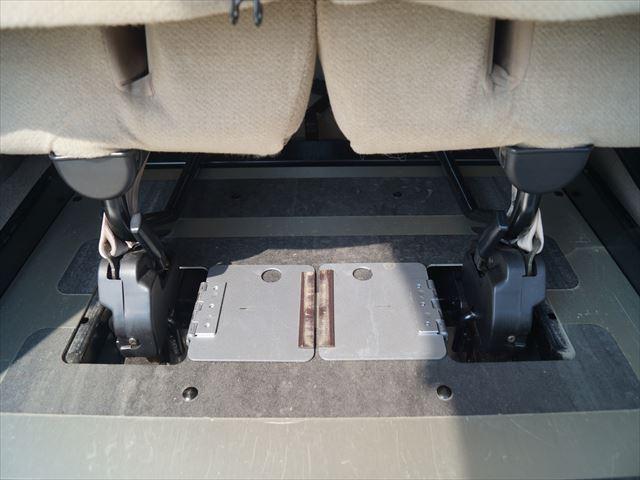 福祉車両 チェアキャブ スロープタイプ補助席付(15枚目)