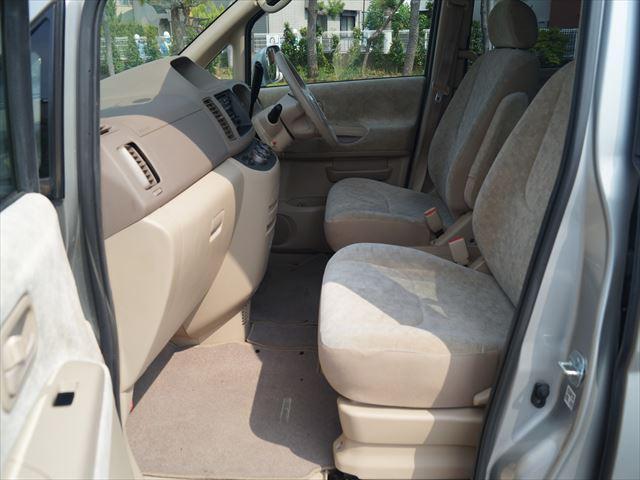 福祉車両 チェアキャブ スロープタイプ補助席付(20枚目)