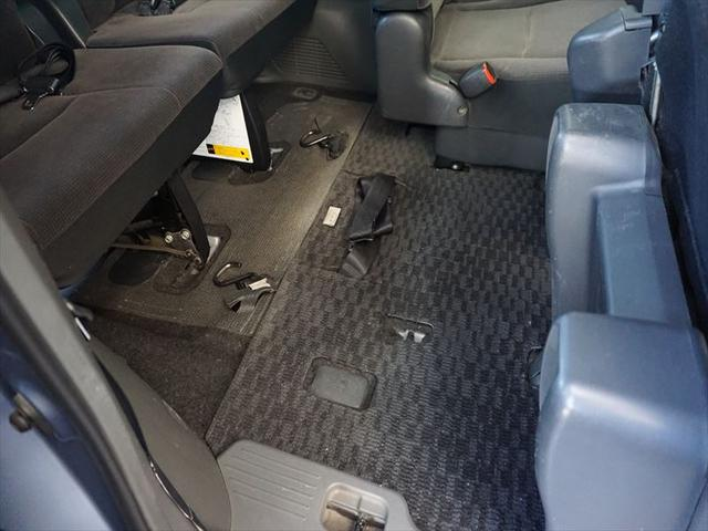 X Lエディション 車椅子仕様車 スローパー サードシート付(30枚目)