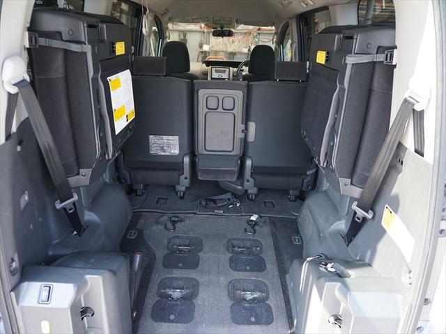 X Lエディション 車椅子仕様車 スローパー サードシート付(51枚目)