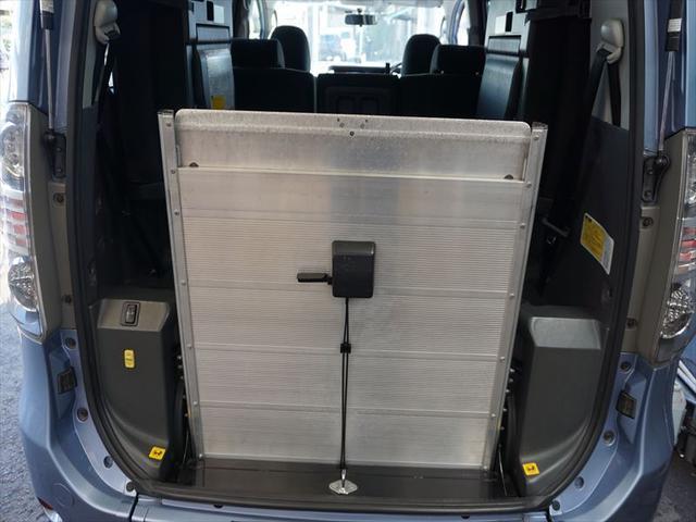 X Lエディション 車椅子仕様車 スローパー サードシート付(65枚目)