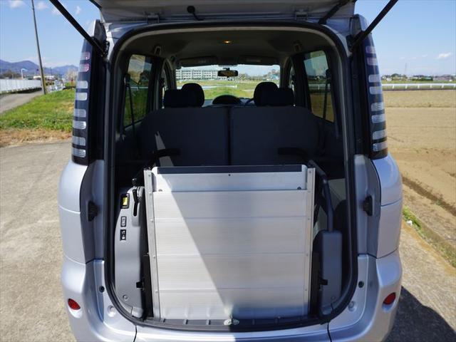 スローパー福祉車両 5人乗り無料全国1年保証付(5枚目)