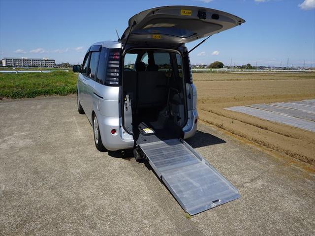 スローパー福祉車両 5人乗り無料全国1年保証付(12枚目)