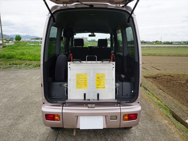 スローパー福祉タクシー仕様修復歴無禁煙車無料全国1年保証付(14枚目)