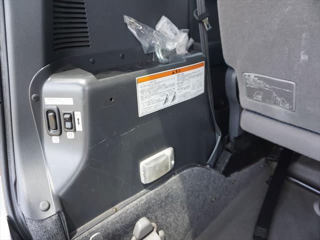 車いす移動車スローパー4人乗り電動固定式 修復歴なし(10枚目)