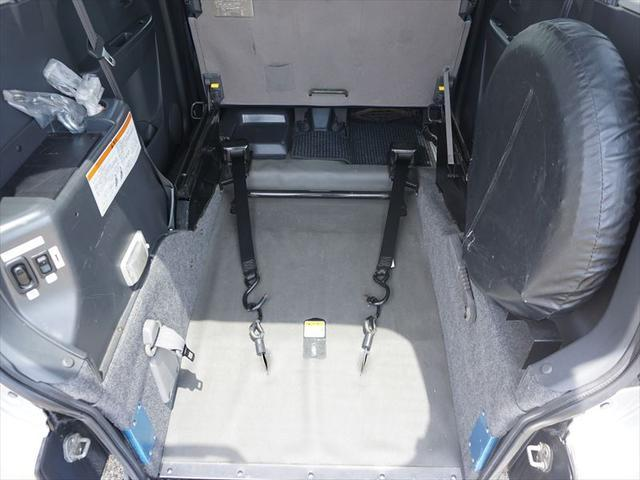 車いす移動車スローパー4人乗り電動固定式 修復歴なし(15枚目)