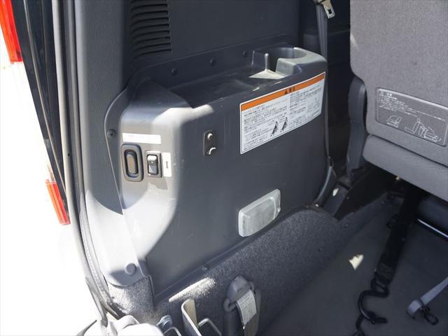 車いす移動車 4人乗り電動固定式 修復歴なし 禁煙車(9枚目)