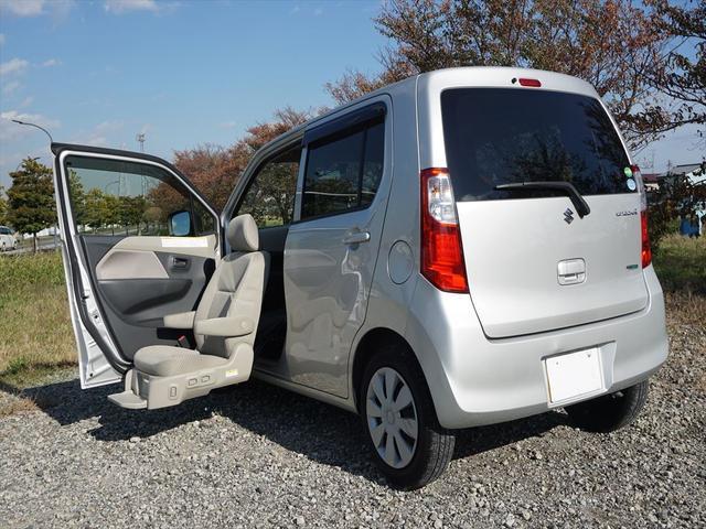 昇降シート車助手席回転リモコン付リフトアップ福祉車両禁煙車(11枚目)