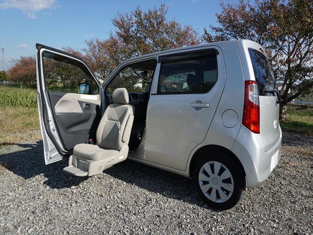昇降シート車助手席回転リモコン付リフトアップ福祉車両禁煙車(53枚目)