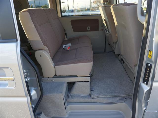 車いす移動車4WDシートヒーター リヤヒーター4人乗モコン付(14枚目)