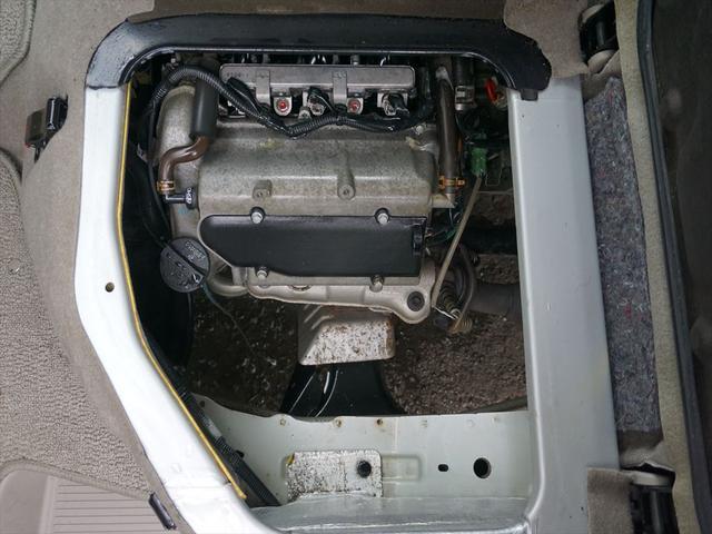 車いす移動車4WDシートヒーター リヤヒーター4人乗モコン付(17枚目)