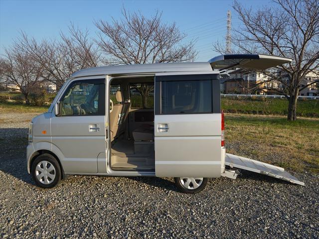 車いす移動車4WDシートヒーター リヤヒーター4人乗モコン付(27枚目)