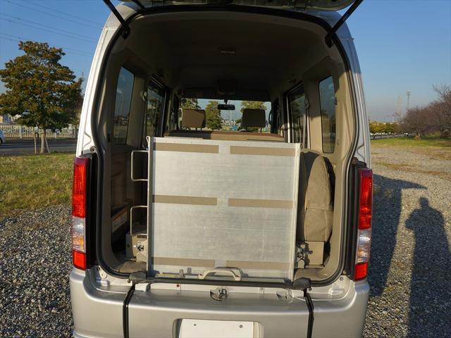 車いす移動車4WDシートヒーター リヤヒーター4人乗モコン付(30枚目)