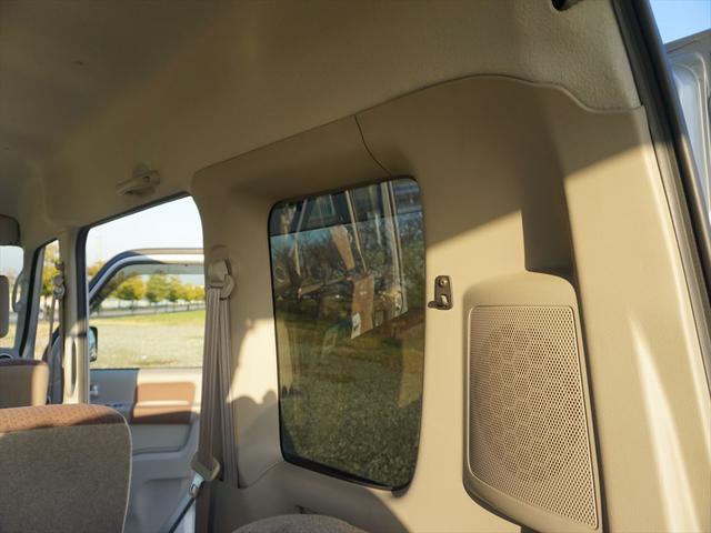 車いす移動車4WDシートヒーター リヤヒーター4人乗モコン付(43枚目)