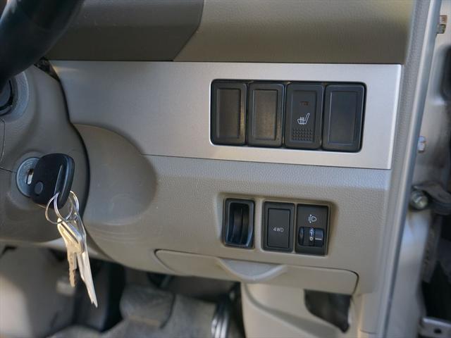 車いす移動車4WDシートヒーター リヤヒーター4人乗モコン付(46枚目)
