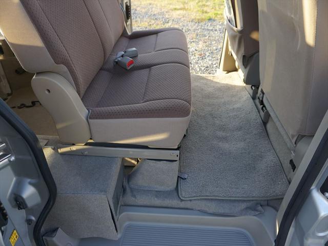 車いす移動車4WDシートヒーター リヤヒーター4人乗モコン付(51枚目)
