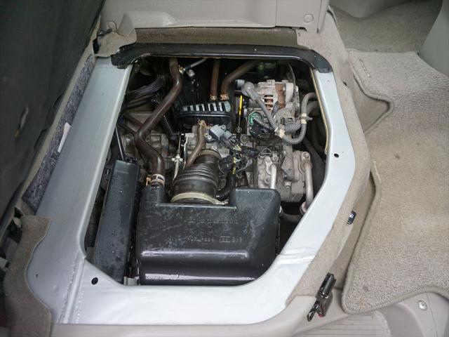 車いす移動車4WDシートヒーター リヤヒーター4人乗モコン付(57枚目)