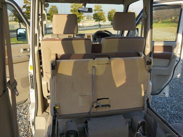 車いす移動車4WDシートヒーター リヤヒーター4人乗モコン付(64枚目)