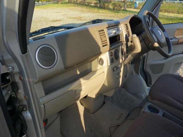 車いす移動車4WDシートヒーター リヤヒーター4人乗モコン付(75枚目)