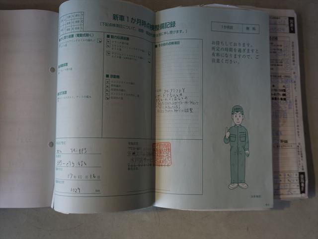 tuned by STIワンオーナー禁煙車記録簿12枚5MT(78枚目)