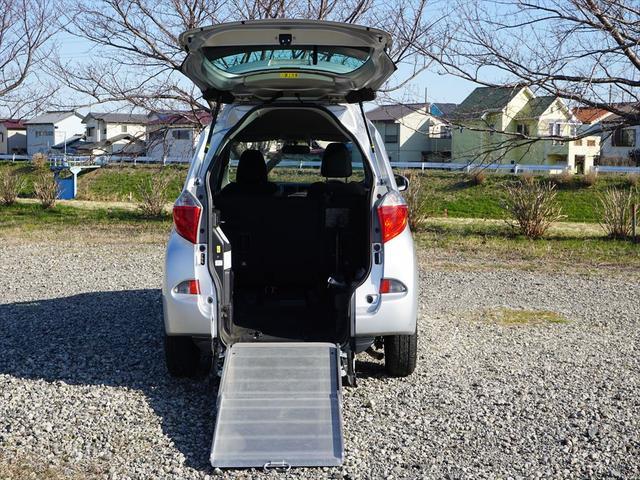 X車いす仕様タイプ1スローパー5人乗りワンオーナー禁煙車(3枚目)