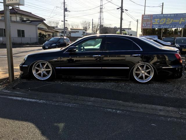 トヨタ クラウンマジェスタ Cタイプ Fパッケージ60thスペシャルED