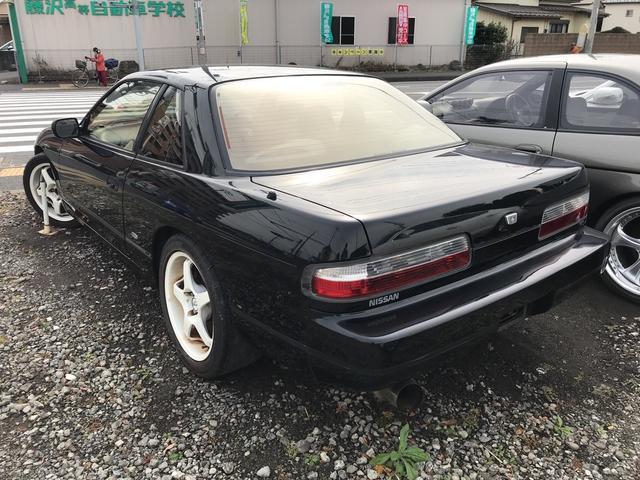 Q's SR20DET載替公認 車高調 GTRシート(8枚目)