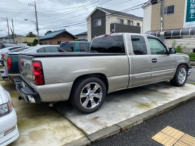 「シボレー」「シボレーシルバラード」「SUV・クロカン」「神奈川県」の中古車5