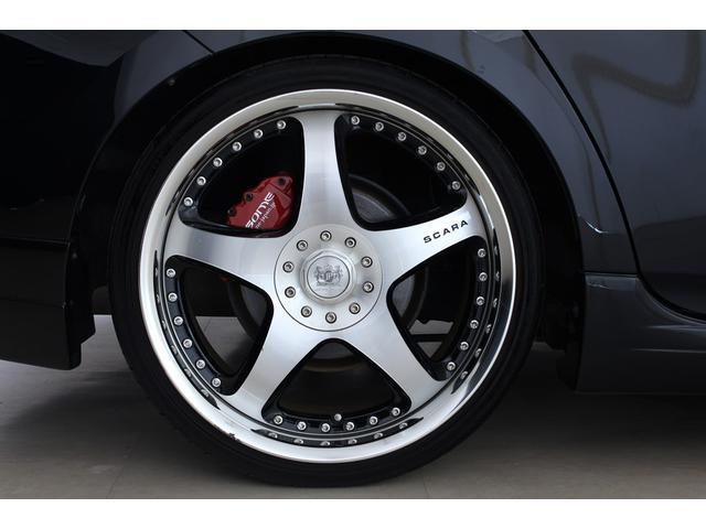 トヨタ プリウス S 車高調 LEDデイライト オーサムエアロ社外LEDテール