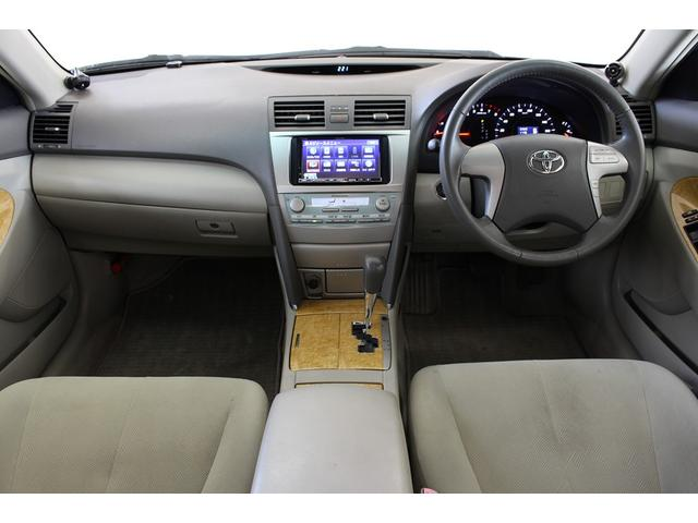 トヨタ カムリ G 車高調 ワークグノーシス20インチ HDDナビ