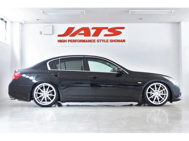 250GT新品車高調&20インチAW&タイヤ 後期 黒内装(3枚目)