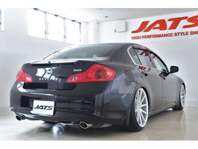 250GT新品車高調&20インチAW&タイヤ 後期 黒内装(12枚目)