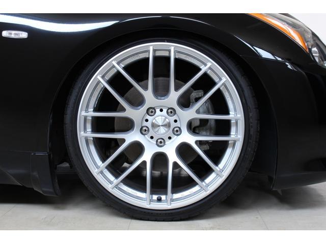 370GT TEIN車高調 新品WORK20インチ 純正ナビ(13枚目)