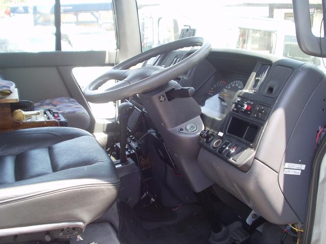 日産 シビリアンバス キャンピング14人乗りソーラーパネル1000ワットインバータ