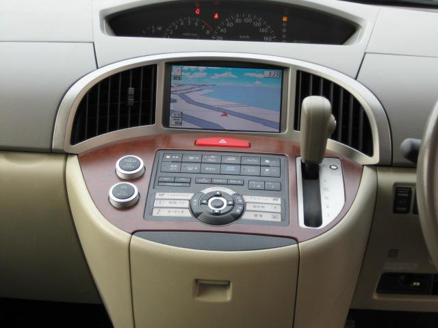 日産 プレサージュ V 4WDパワースライドバックモニター ETC インテリキー