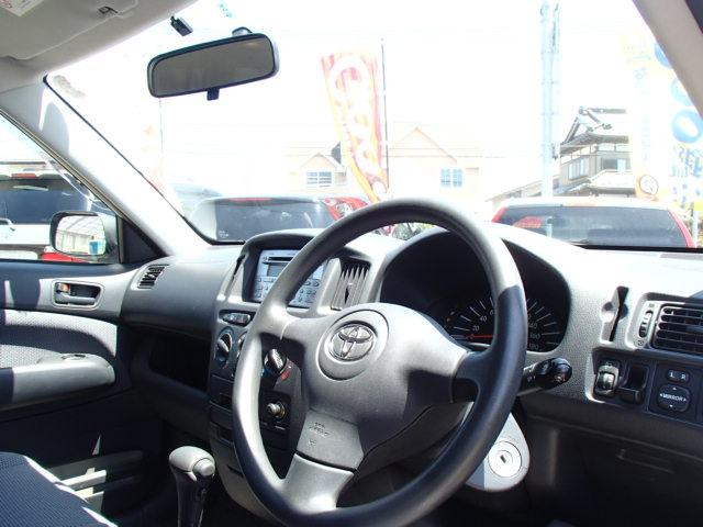 トヨタ サクシードバン UL 1年保証有 当社下取車 ディーラー記録簿6枚 ETC