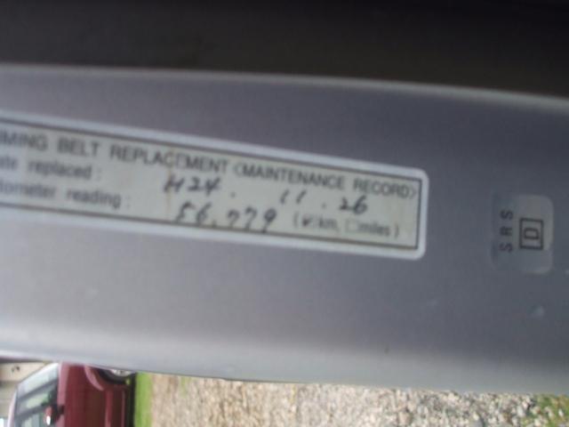 スバル サンバーバン トランスポーター キーレス タイミングベルト交換済み
