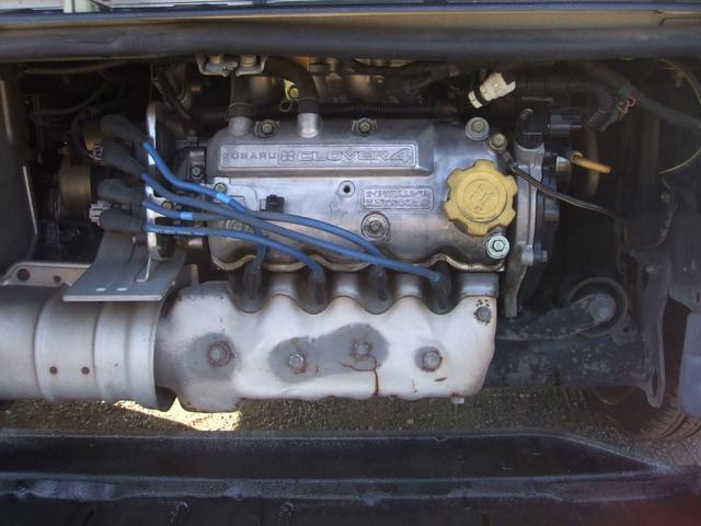 スーパーチャージャー 5速MT 切替式4WD 社外アルミ(17枚目)
