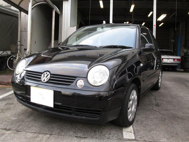 フォルクスワーゲン VW ルポ コンフォートパッケージ ETC