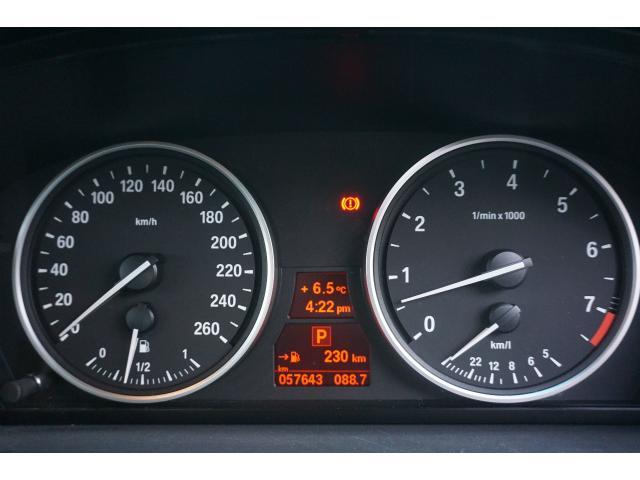 BMW BMW 525iハイラインパッケージ 後期 HDDナビ 革シート